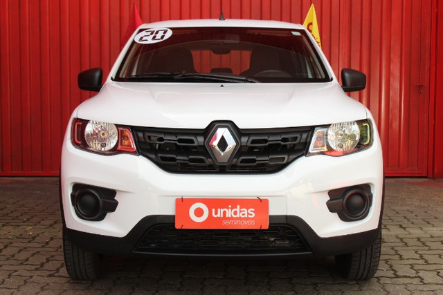 Renault Kwid Zen 1.0 4P ano 2020 Único dono!!! - Foto 3