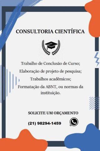 Pare de Sofrer com o seu TCC- Consultoria Acadêmica - Foto 2