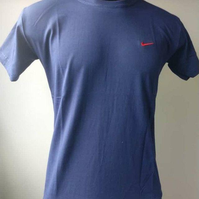 5 camisas no atacado - Foto 2