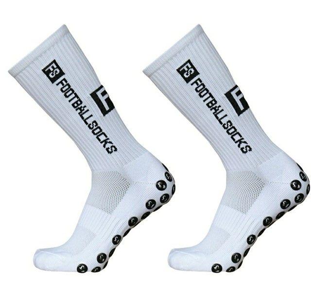 Meia Pro Socks Antiderrapante