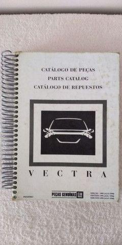 Catálogos ORIGINAIS completos Astra Ômega Silverado Grand Blazer S-10 Vectra - Foto 15