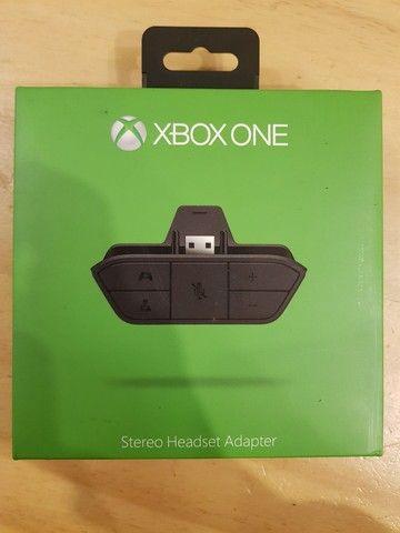 Adaptador para head set controle de xbox one