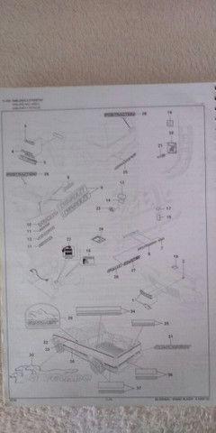 Catálogos ORIGINAIS completos Astra Ômega Silverado Grand Blazer S-10 Vectra - Foto 12