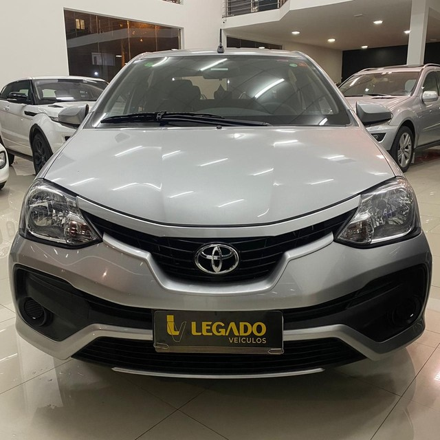 Toyota Etios XS 1.5 Sedan 2018