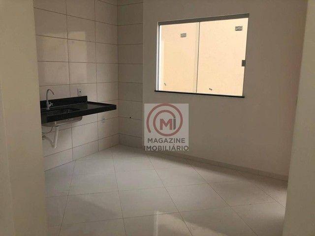 Apartamento Duplex com 3 dormitórios à venda, 91 m² por R$ 270.000,00 - Cambolo - Porto Se - Foto 7