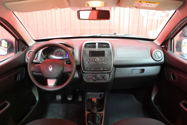 Renault Kwid Zen 1.0 4P ano 2020 Único dono!!! - Foto 7