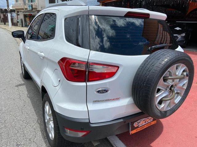 Ford - EcoSport Titanium 2.0 (Automático + Banco de Couro) - Foto 4