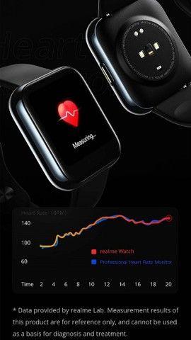 Smartwatch A prova dágua IP68 p/ Android e iOS - Foto 5