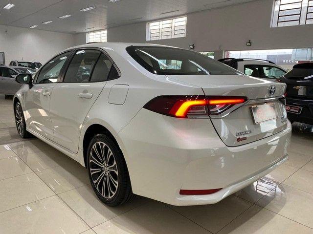 Corolla Altis Hybrid Premium 20/21 5.600 km ! - Foto 7