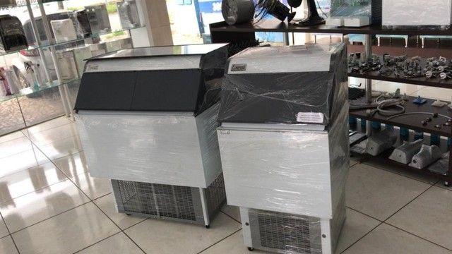 Maquina de Gelo 150kg Deposito 250kg - Foto 3