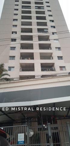 Ed. Mistral Residence Apto. em Andar Alto com 2 Vagas de Garagens - Foto 5