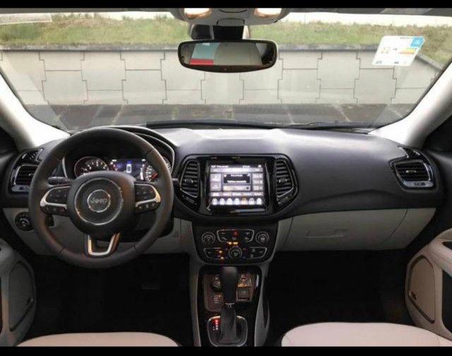 Jeep Compass LIMITED Diesel 2021/2021 zero PRONTA ENTREGA - Foto 4