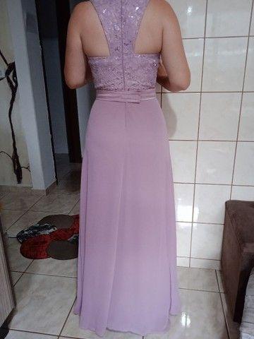 Vendo vestido maravilhoso - Foto 4