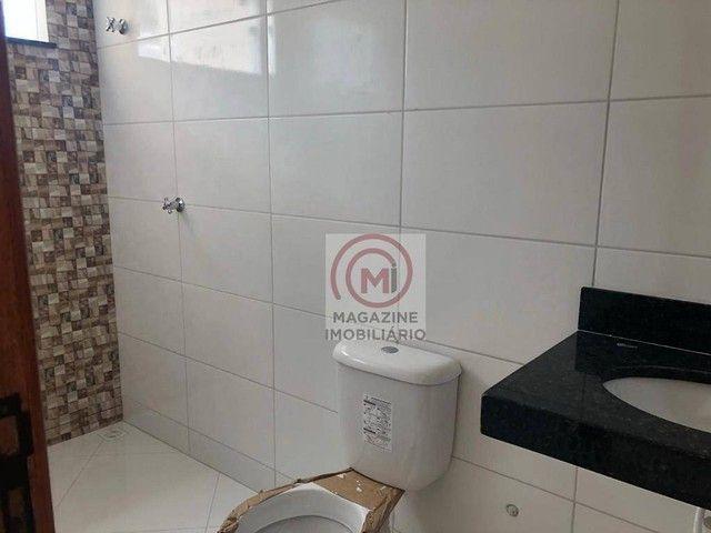 Apartamento Duplex com 3 dormitórios à venda, 91 m² por R$ 270.000,00 - Cambolo - Porto Se - Foto 8