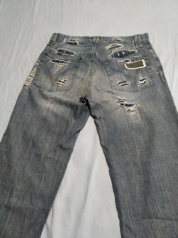 Calça Jeans D&G Made in Italy Masculino - Foto 3
