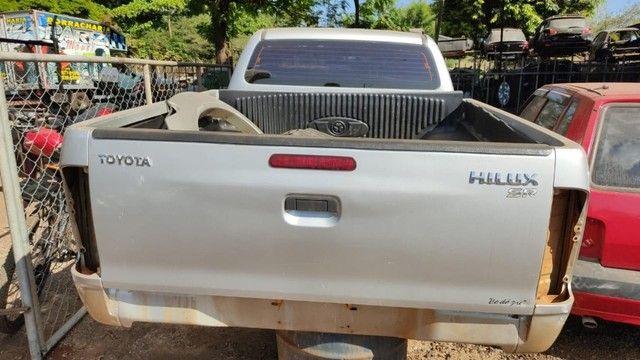 Toyota Hulix SW4 2007 A 2012 Sucata Com Garantia - Foto 17
