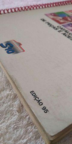 Catálogos ORIGINAIS completos Astra Ômega Silverado Grand Blazer S-10 Vectra - Foto 6