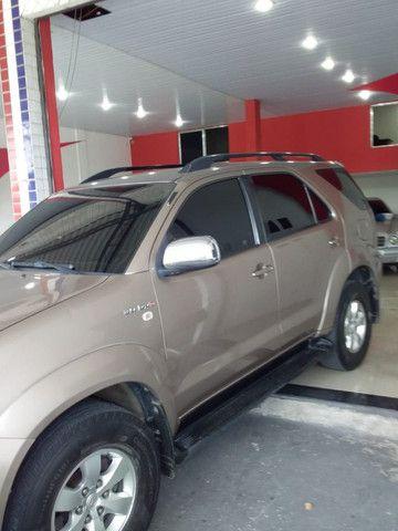 Toyota SW4 SRV 4x4 3.0 Turbo ( Diesel+Aut ) 2008 - Foto 14