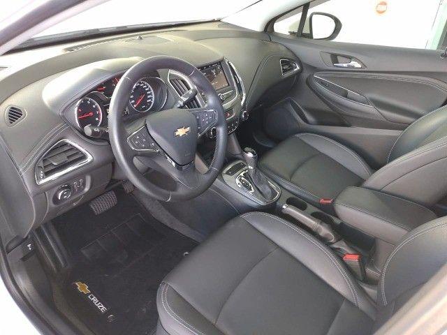 gm cruze lt 1.4 turbo 2020 aut apenas 8.524 km único dono watts * - Foto 14