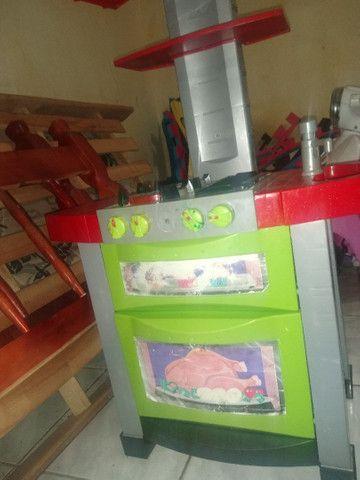 Vendo fogão infantil