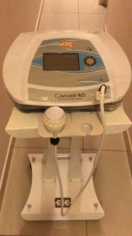 Ultracavitação - Cavicell 40 Cecbra