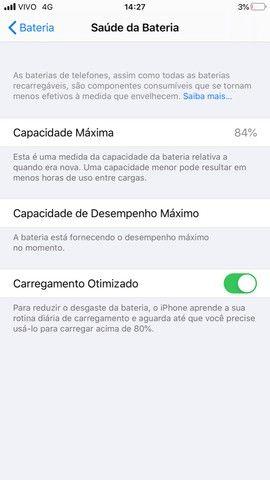iPhone 7 Plus Gold - 32 Gb - ótimo estado  - Foto 3