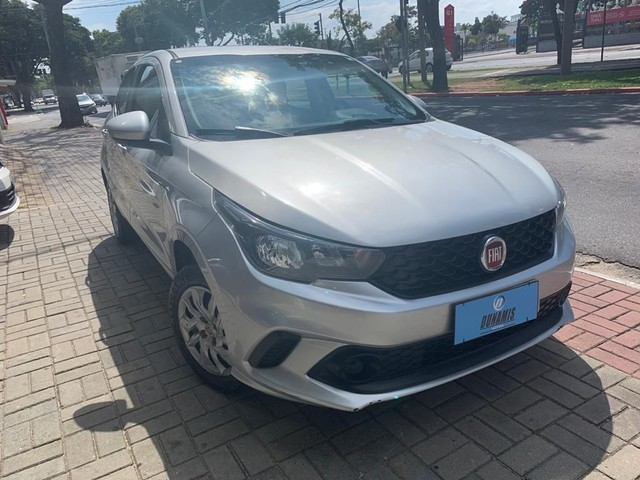L\ Fiat Argo Drive 1.0 2019 completo  - Foto 4