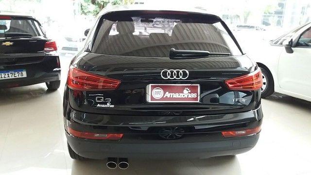Audi Q3 1.4 Prestige Stronic (Flex) 2018 2019 Preto - Foto 5