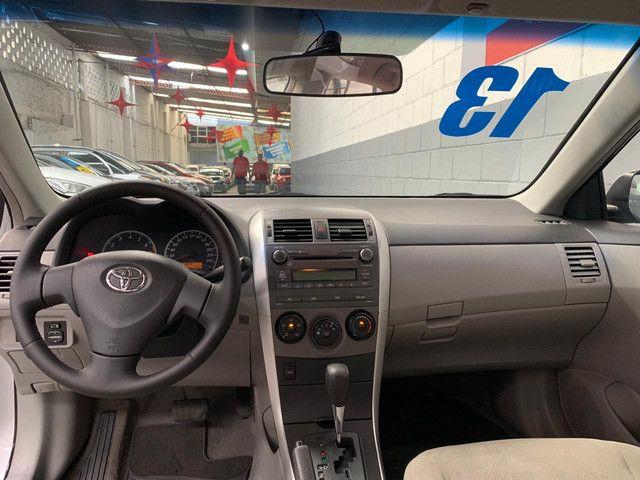 Toyota Corolla XLI 1.8 At. Completo 2013 - Foto 5