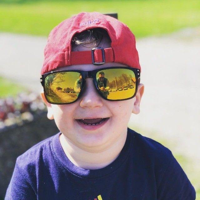 Óculos de Sol Polarizado Holbrook Preto R$99,90 - Foto 4