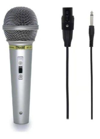 Microfone com Fio Dinâmico  MT-1018 - Foto 3