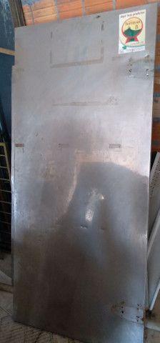 Vendo porta p camera fria de inox