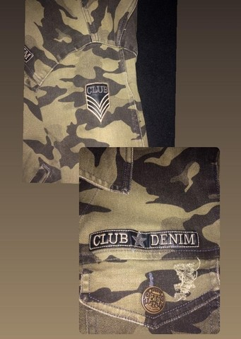 Jaqueta Club Denim - Foto 2