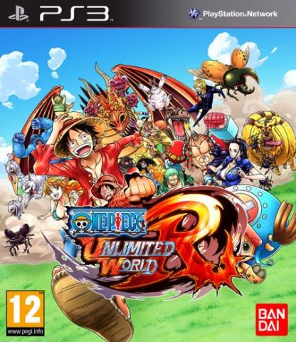 One piece unlimited world red-ps3