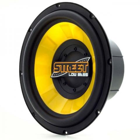 Subwoofer 12 Spyder Street 600 Low Bass - 200 Watts Rms