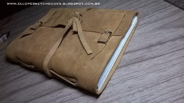 Sketchbook Leather