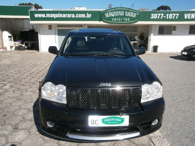 Jeep Grand Cherokee Srt8 V8 6.1 4x4 Gasolina 5 Passageiros