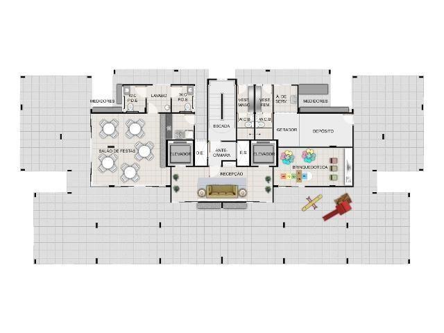 Edf Residencial Patio cod.146 - Foto 20