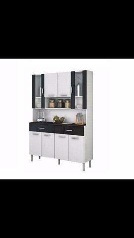 Armário de cozinha promoção 8 portas