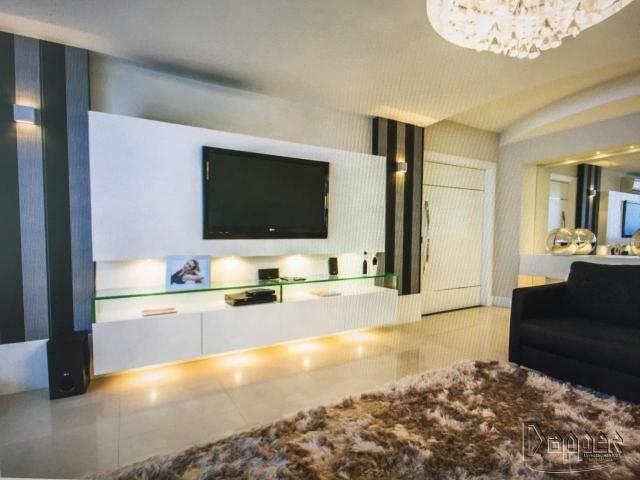 Apartamento à venda com 3 dormitórios em Centro, Novo hamburgo cod:17520 - Foto 2