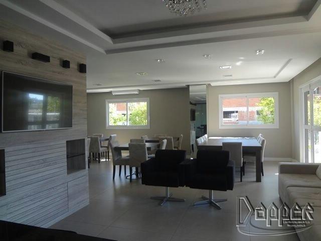 Apartamento à venda com 3 dormitórios em Ideal, Novo hamburgo cod:6247 - Foto 13