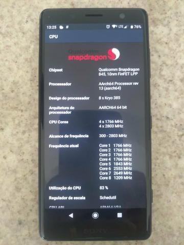 Xperia xz2( leia todo o anúncio) - Celulares e telefonia