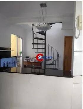 Cobertura com 2 dormitórios à venda, 77 m² - Bonsucesso - Guarulhos/SP - Foto 16