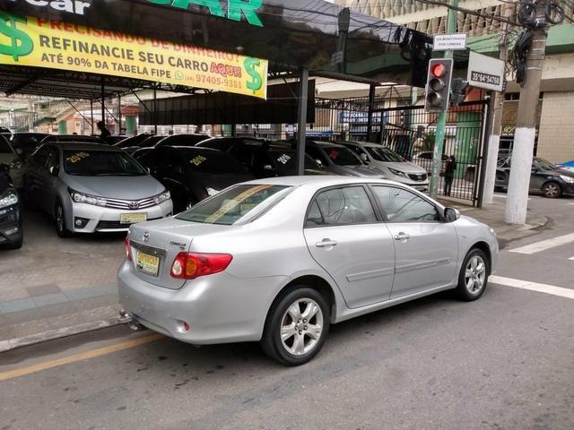 Corolla xei 1.8 flex 2010 automático IPVA 2020 PAGO - Foto 5