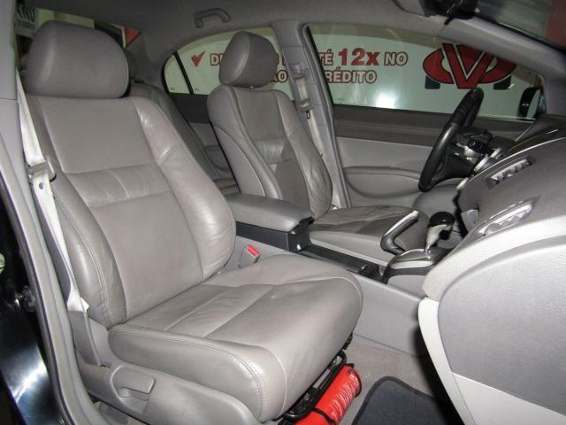 HONDA CIVIC 2008/2008 1.8 LXS 16V FLEX 4P AUTOMÁTICO - Foto 16