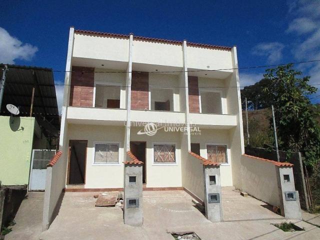 Casa com 2 quartos à venda, 65 m² por R$ 155.000 - Grama - Juiz de Fora/MG - Foto 2