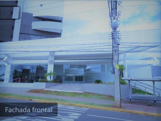 Amplo Espaço Comercial em frente ao Shopping Campo Grande Edifício Grand Tower - Foto 8