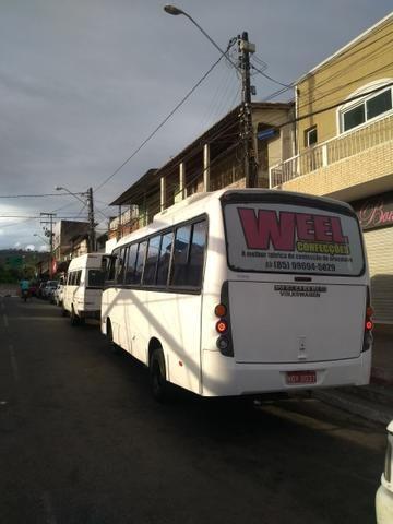 Vendo micro ônibus neobus 2008/09 - Foto 6