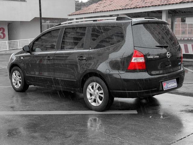 Livina Grand 1.8 SL 16V Flex / Gas 4P Aut. 2013 - Wagner - Foto 12