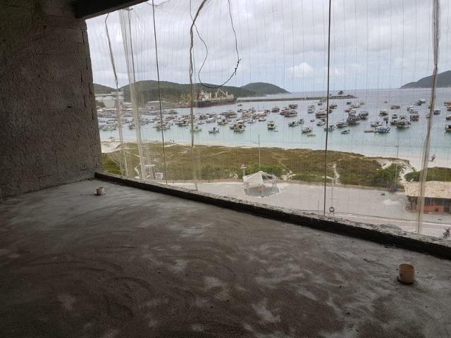 Frente ao mar espetacular 02 e 03 quartos com 03 suites e Coberturas Praia dos Anjos - Foto 17